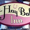 Hay Bale Inn sign - Lodi, OH