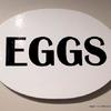EGGS sign - Rochester, NY