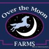 Over the Moon Farms logo design - Mendon, NY